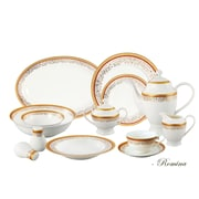 Lorren Home Trends 57 Piece Dinnerware Set