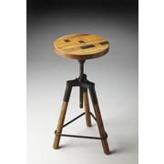 Butler Metalworks Adjustable Height Bar Stool