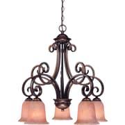 Dolan Designs Medici 5 Light Chandelier