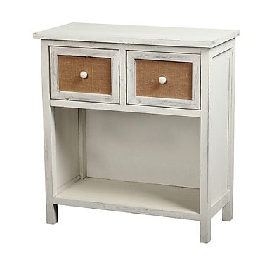 Gallerie Decor Ardsley 2 Drawer Accent Chest