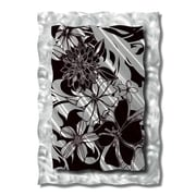 All My Walls 'Contrasted Nature' by Ash Carl Graphic Art Plaque