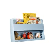 Tidy Books Bunk Bed Bedside Shelf; Blue