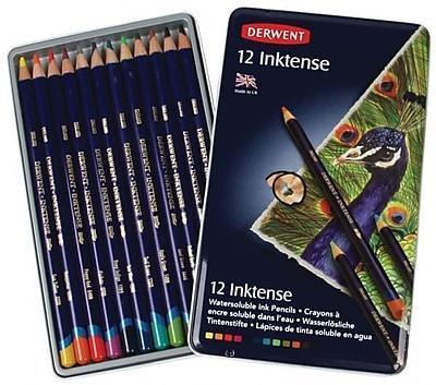 Derwent Pencil Color Tin (Set of 12) WYF078276338146