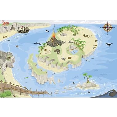 Le Toy Van Pirates & Corsairs Playmat