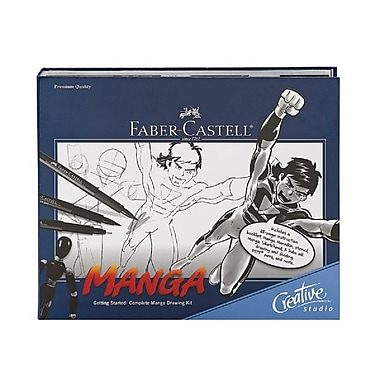 Faber- Castell Faber-Castell Manga Drawing Kit