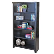 kathy ireland Home by Martin Furniture Tribeca Loft Standard Bookcase; 60'' H x 32'' W x 12.5'' D