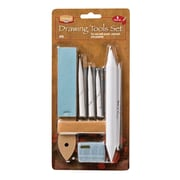 Alvin and Co. Drawing Tools (Set of 9)