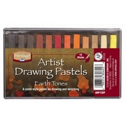 Alvin and Co. Earthtone Drawing Pastels (Set of 12)