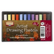 Alvin and Co. Basic Drawing Pastels (Set of 12)