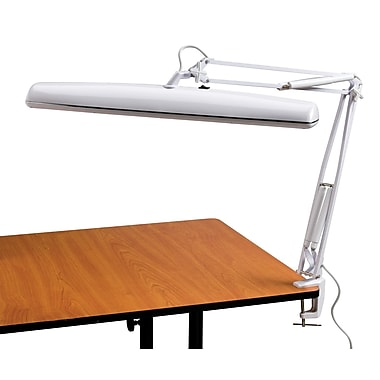 Alvin and Co. Tri-Fluorescent Task Table Lamp