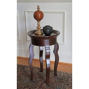 Carolina Accents Gallery End Table