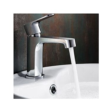 Fresca Gravina Single Handle Deck Mount Vanity Faucet