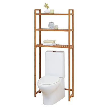 OIA Lohas 28'' W x 66.5'' H Over the Toilet Storage
