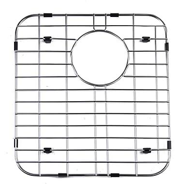 Alfi Brand 14'' x 15'' Left Side Kitchen Sink Grid