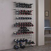 Wine Enthusiast Companies 138 Bottle Floor Wine Rack