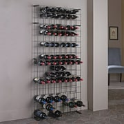 Wine Enthusiast Companies 138 Bottle Wine Tie Grid Rack