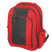 Netpack Triple Guest Computer Backpack; Red
