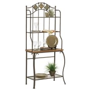 Hillsdale Lakeview Baker's Rack