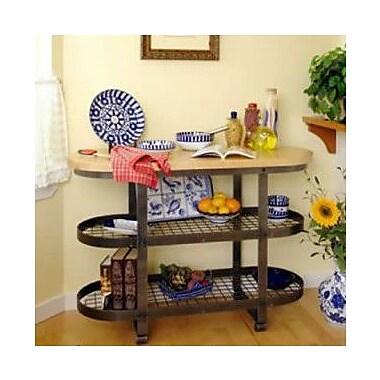Enclume Premier Kitchen Cart w/ Butcher Block Top