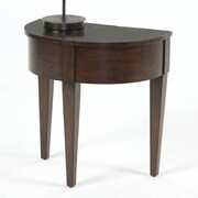 Progressive Furniture Chairside Table