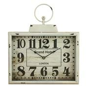 Aspire Darcy Rectangular Wall Clock