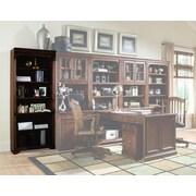 Hooker Furniture Brookhaven 78.25'' Standard Bookcase