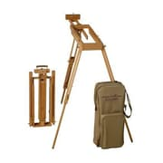 Martin Universal Design Jullian Paris Rexy French Watercolor Easel with Paint Box