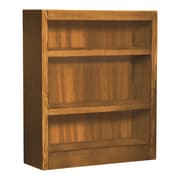 Concepts in Wood Single Wide 36'' Standard Bookcase; Dry Oak