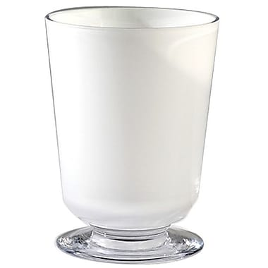 Global Views Clean Line Vase; 6.25'' H x 4.5'' W x 4.5'' D