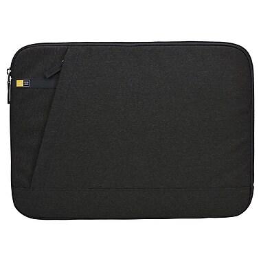 Case Logic – Étui pour ordinateur portatif de 15,6 po Huxton, noir