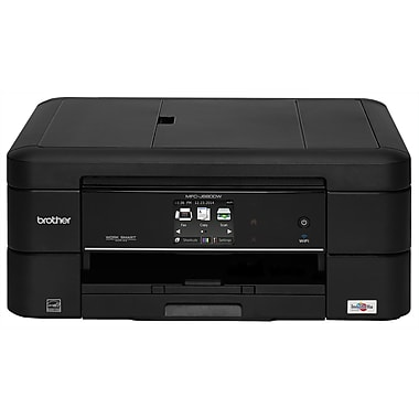 Brother MFCJ680DW All-in-One Wireless Colour Inkjet Printer with Touch Screen Display