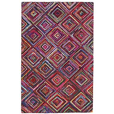 St. Croix Brilliant Ribbon Diamonds Area Rug; 5' x 8'