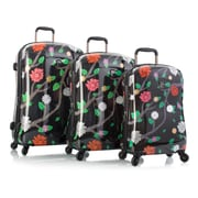 Heys Fashion Spinner Flora Polycarbonate Composite 3Pc Set (13064-3999-S3)