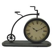 Aspire High-Wheel Bicycle Table Clock