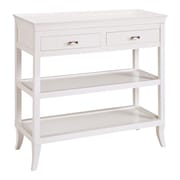 Bailey Street Westwood Console Table; White