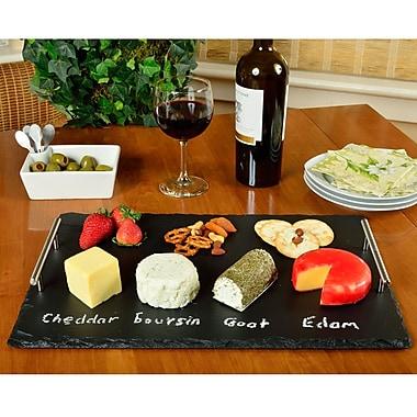 Picnic At Ascot Sardo Plus Slate Cheese Board & Platter