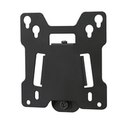 Peerless Smart Mount Nonsec V100 Flat Fixed Wall Mount for 10'' - 24'' Screens