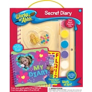 MasterPieces Works of Ahhh Secret Diary Wood Paint Kit