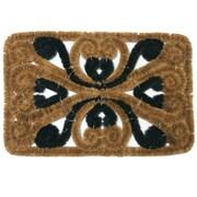 Rubber-Cal, Inc. Marbella Scraper Doormat