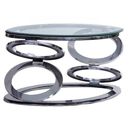 Fashion N You Disc Coffee Table WYF078276310500