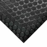 Rubber-Cal, Inc. ''Coin-Grip'' Anti-Slip Rolled Rubber Mat