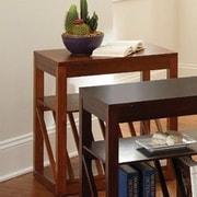 Brady Furniture Industries Monster End Table; Oak