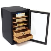 Whynter Cigar Freestanding Humidor Refrigerator