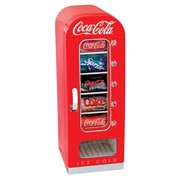 Koolatron Coca Cola 10 Can Vending Refrigerator