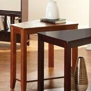 Brady Furniture Industries Portage End Table; Oak