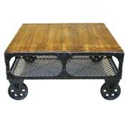 Pangea Home Alfred Coffee Table