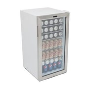 Whynter 3.3 cu. ft. Beverage Center with Lock