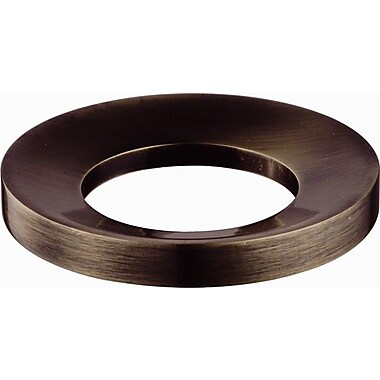 Kraus Exquisite 0.5'' Mounting Ring; Oil Rubbed Bronze