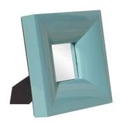 Howard Elliott Candy Table Top Mirror in Blue