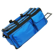 Netpack In-Line Skate 40'' 2 Wheeled Travel Duffel; Blue